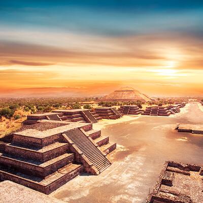putovanje u Meksiko, Mondo travel, daleka putovanja, garantirani polazak, piramida sunca