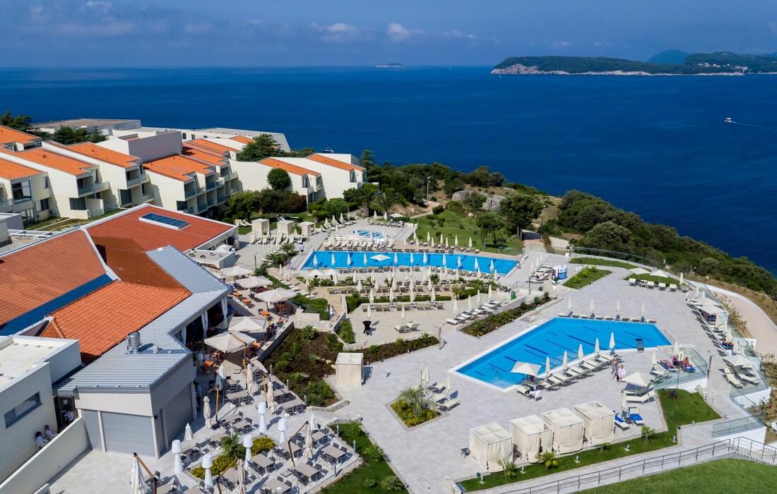 Dubrovnik Valamar Argosy Hotel vanjski bazen