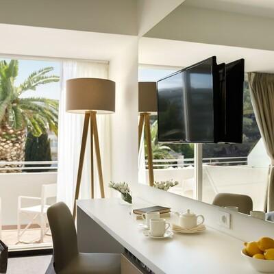Dubrovnik, Cavtat, Remisens hotel Albatros, soba sa balkonom