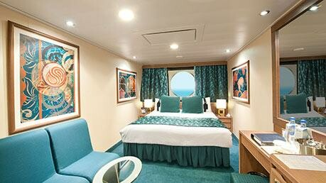 magnifica-kabina s pogledom na more