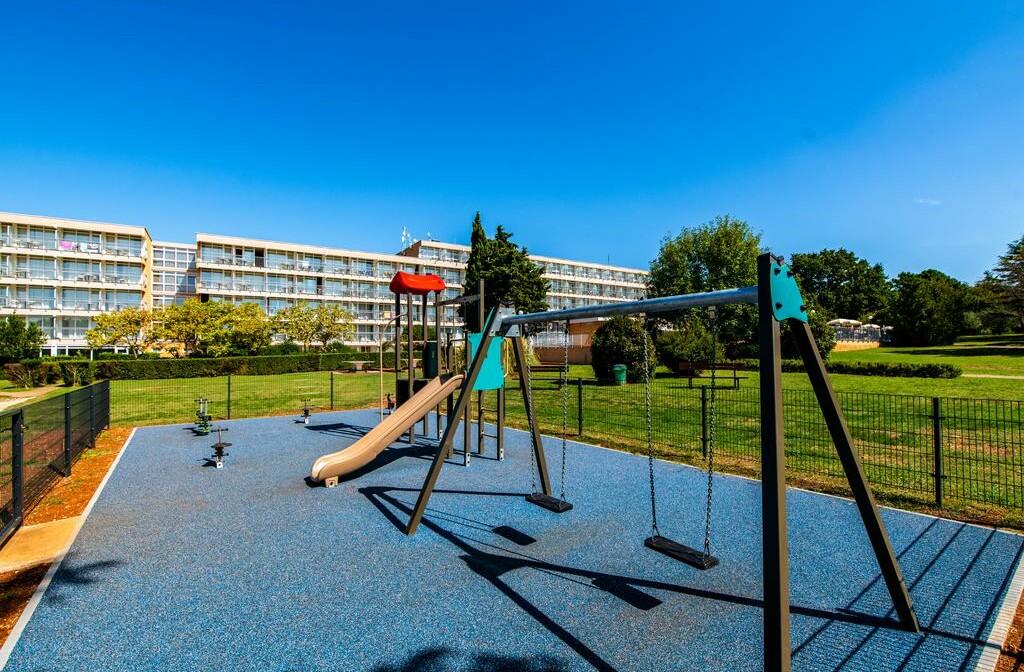 Medulin, Hotel Arena Holiday, dječje igralište