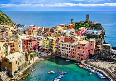 Vernazza, cinque terre, putovanje autobusom