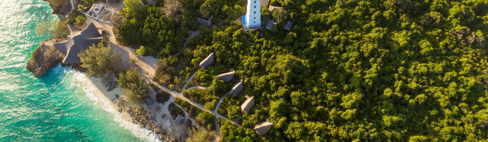 Koraljni otok Chumbe