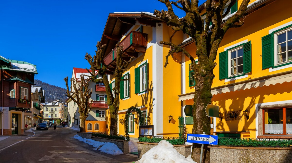 Austrija - St. Gilgen