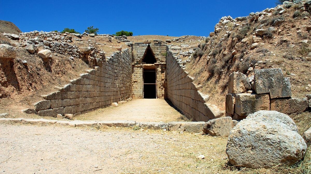 Mikena, putovanje u Grčku, Mondo travel