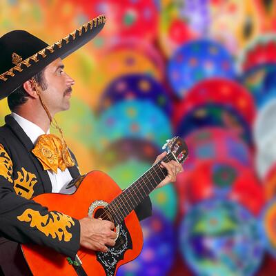 svirač meksičke glazbe,  Mondo travel, daleka putovanja, garantirani polazak