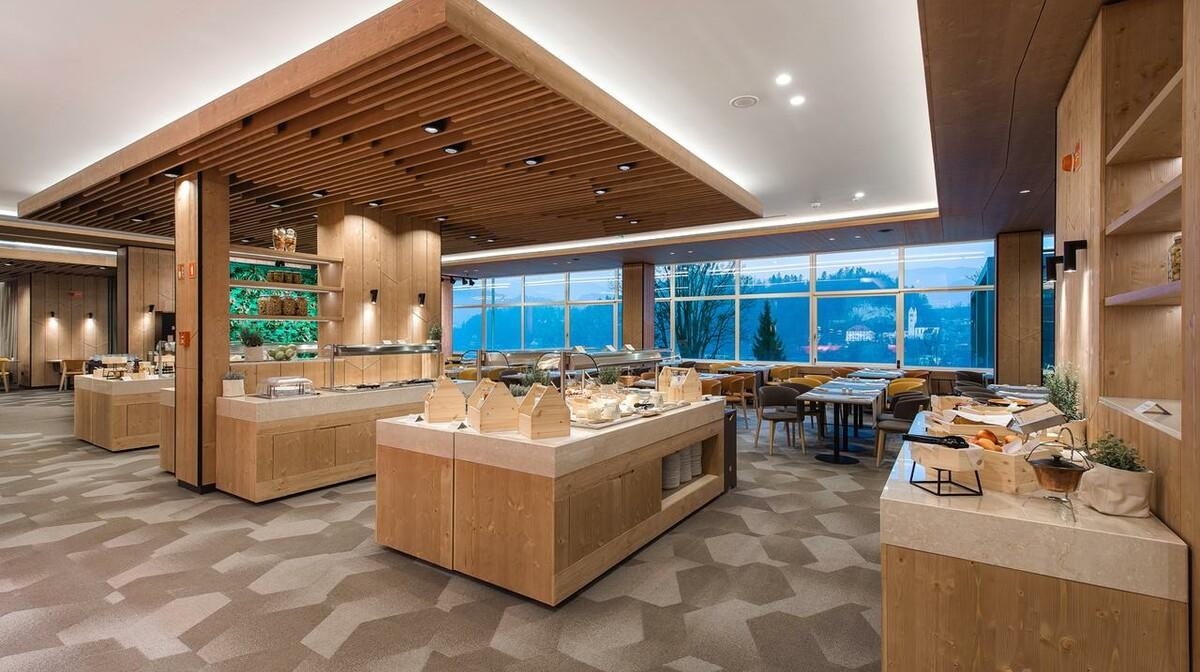 Skijanje i wellness u Sloveniji, Bled, Hotel Rikli Balance Hotel, restoran
