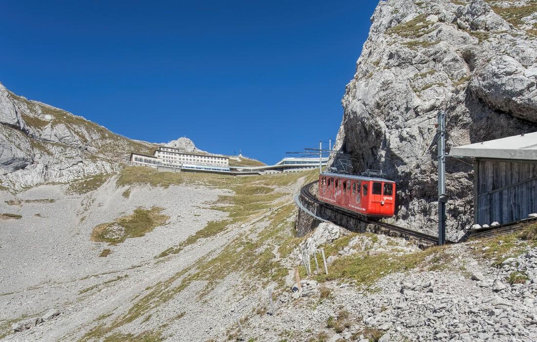 Švicarska - Mt. Pilatus