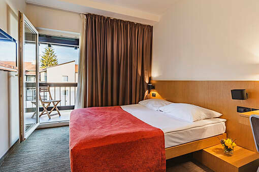 Terme Tuhel classic balkon room