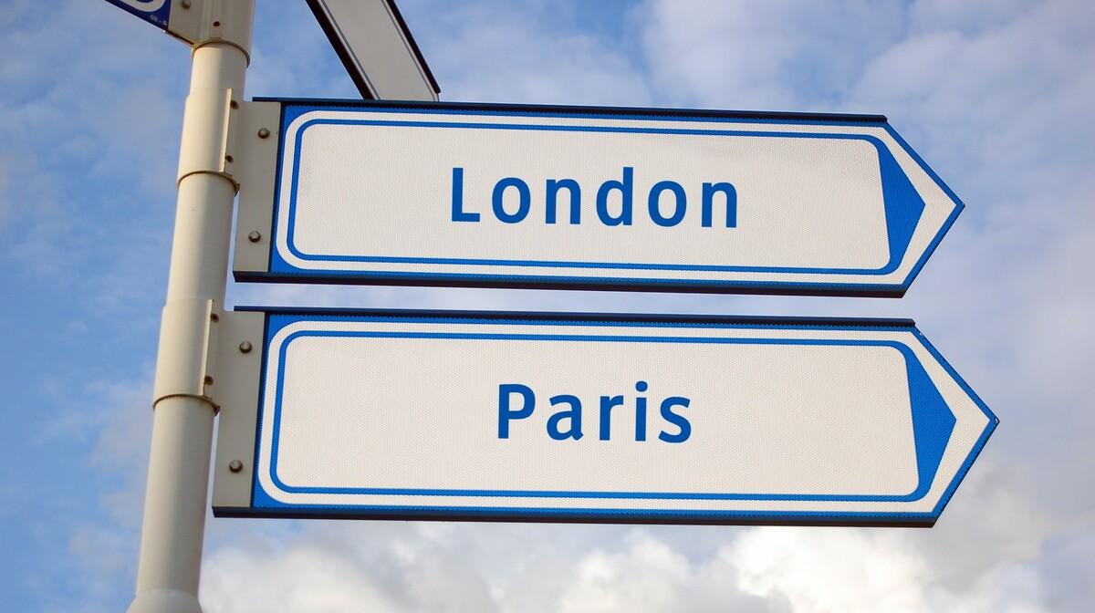 Putovanje u veličanstvene prijestolnice Londona i Pariza