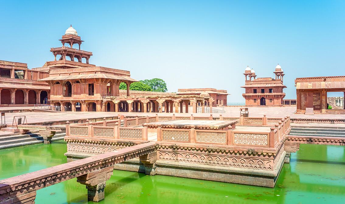 Fatephur Sikri, putovanja zrakoplovom, Mondo travel, daleka putovanja, garantirani polazak