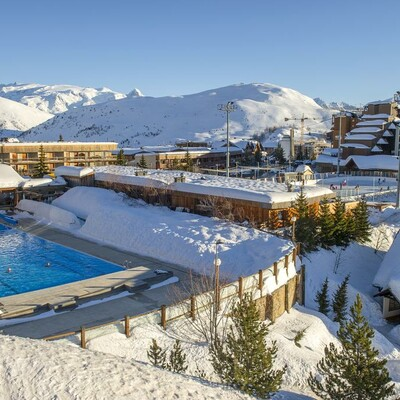 Alpe d'Huez, Residence Franceloc l'Ecrin d'Huez