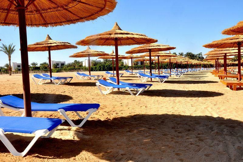 Pješčana plaža egipat, Hurghada, Hotel Jasmine Palace, plaža