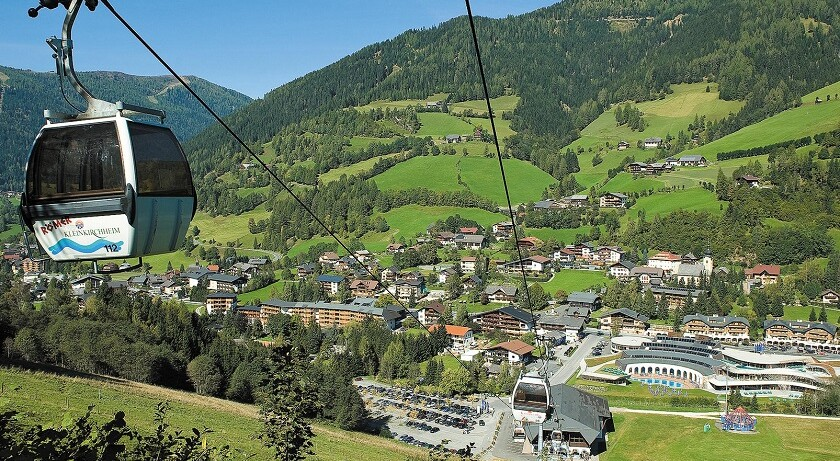 Skijanje Bad Kleinkirchheim