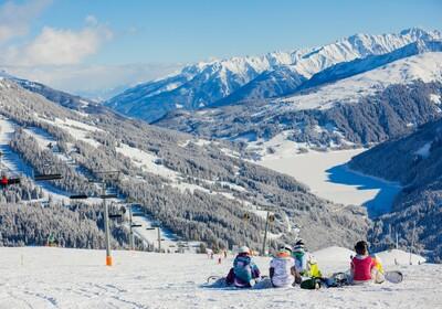 Austrija - Skijanje