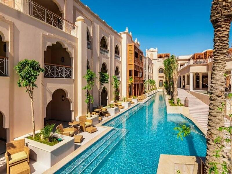 ljetovanje Hurghada, The Grand Palace, bazen