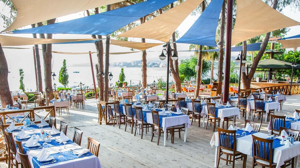 Zrakoplovom ljetovanje Antalya, Alanya, Lonicera World, restoran