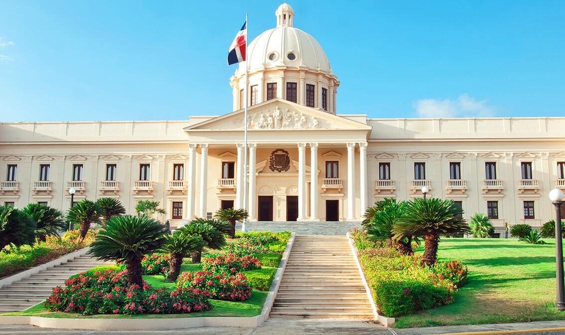 Nacionalna palača,  odmor Dominikanska republika, karibi, odmor iz snova, daleka putovanja