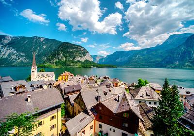 Austrija - Hallstatt