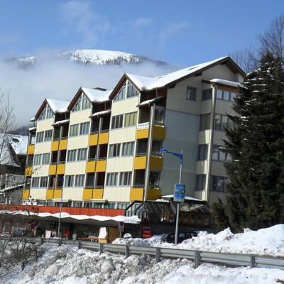 skijanje u Austriji, apartmani Central, Bad Kleinkirchheim