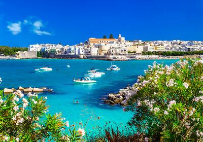 Otranto je grad na samoj peti talijanske čizme, putovanje Apulija i Basilicata