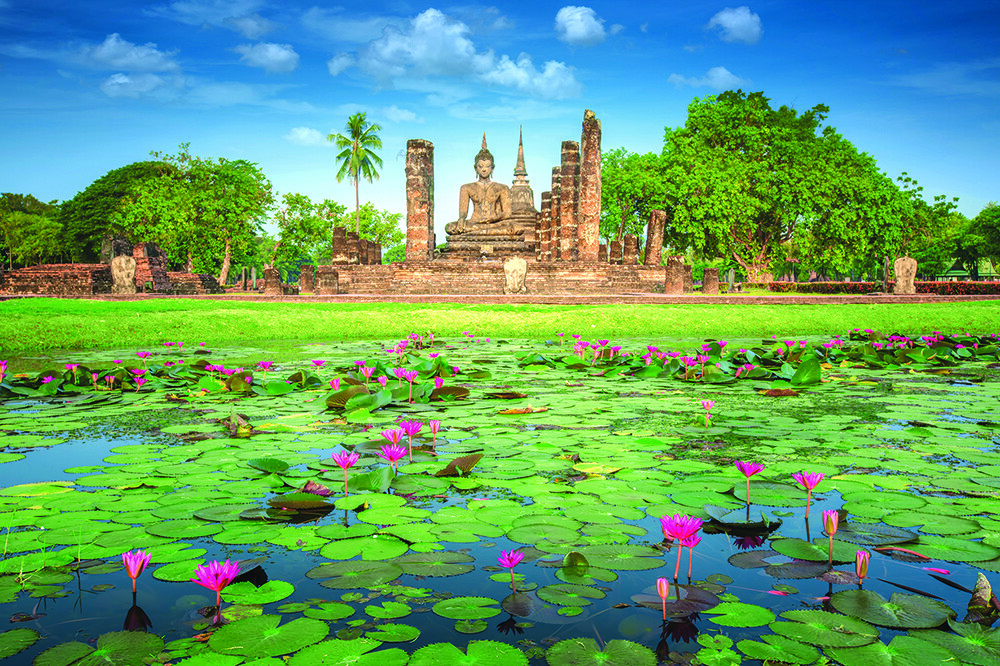 Sukhothai, putovanja zrakoplovom, Mondo travel, daleka putovanja, garantirani polazak