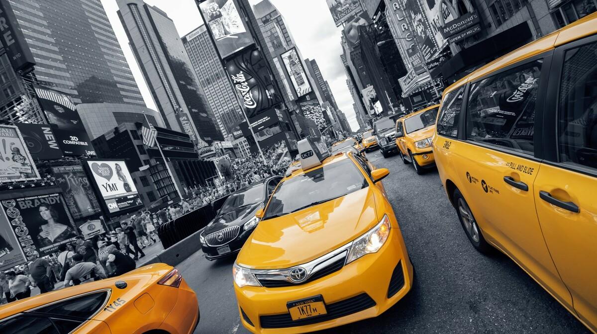 New York putovanje, žuti taxi, grupni polasci za SAD, najbolji pratitelji na putovanju u New York