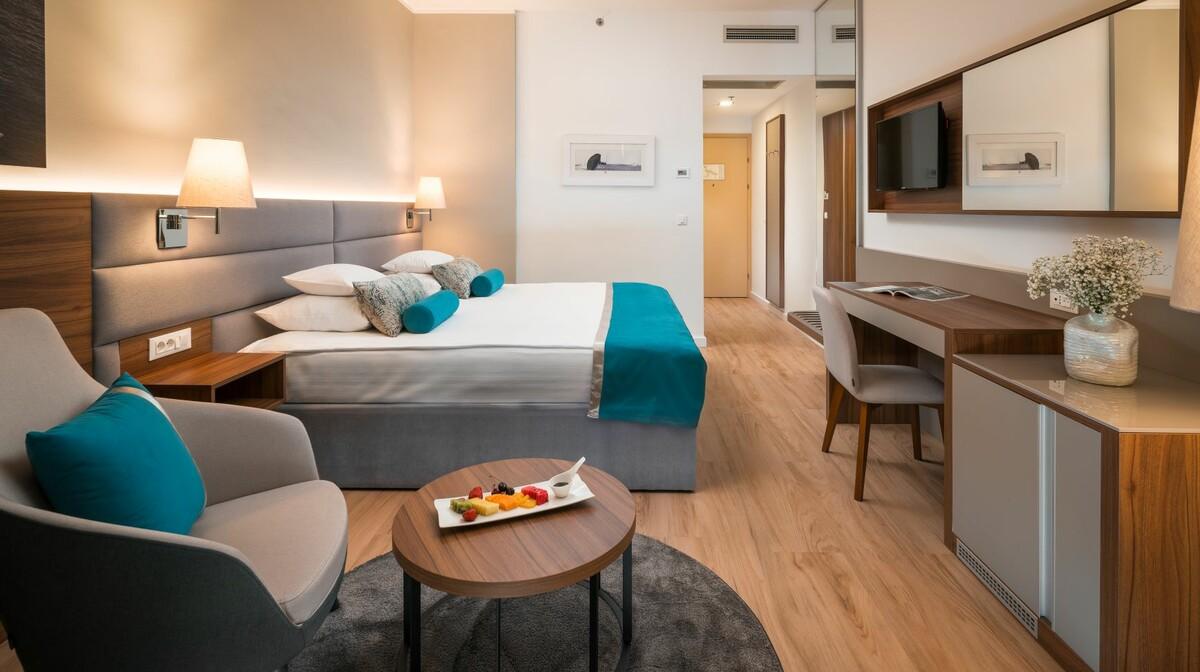 Dubrovnik Valamar Lacroma Dubrovnik Hotel V level Superior dvokrevetna soba