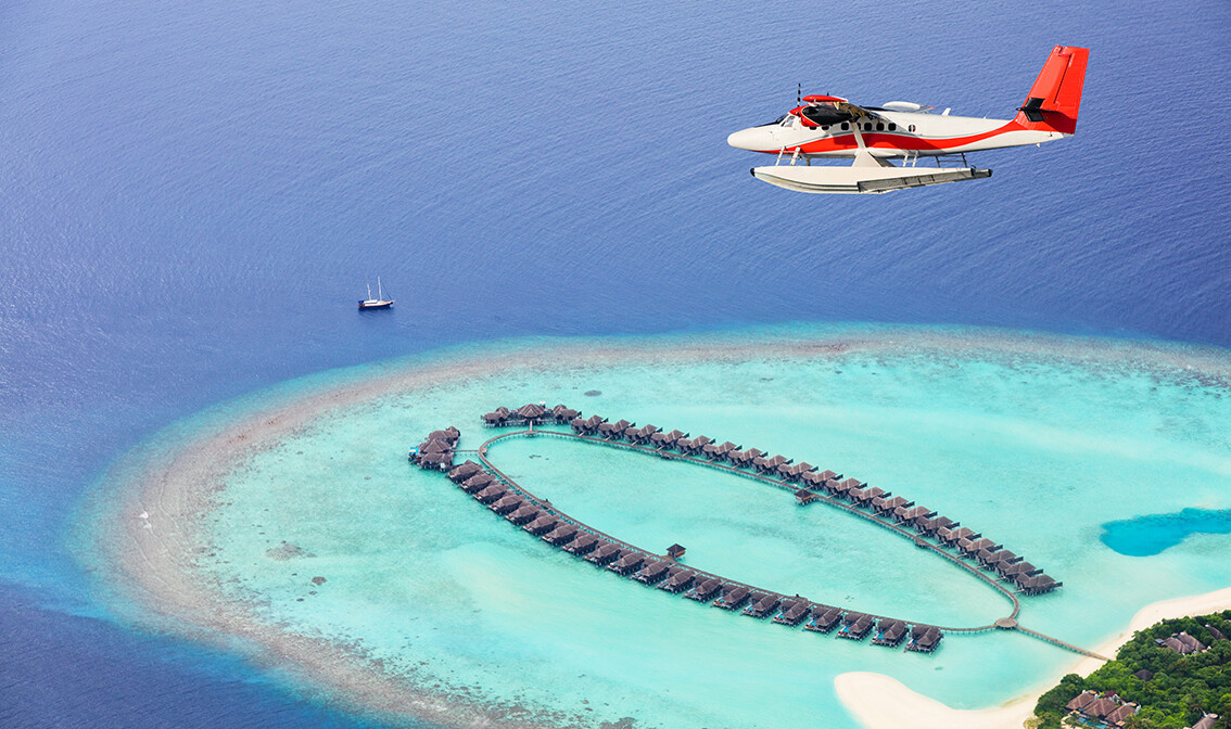 Maldivi, transfer hidrogliserom, putovanje na Maldive, grupni polasci, daleka putovanja