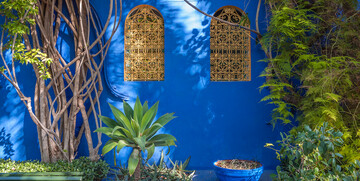 Vrtovi Majorelle, putovanje maroko, mondo travel, daleka putovanja