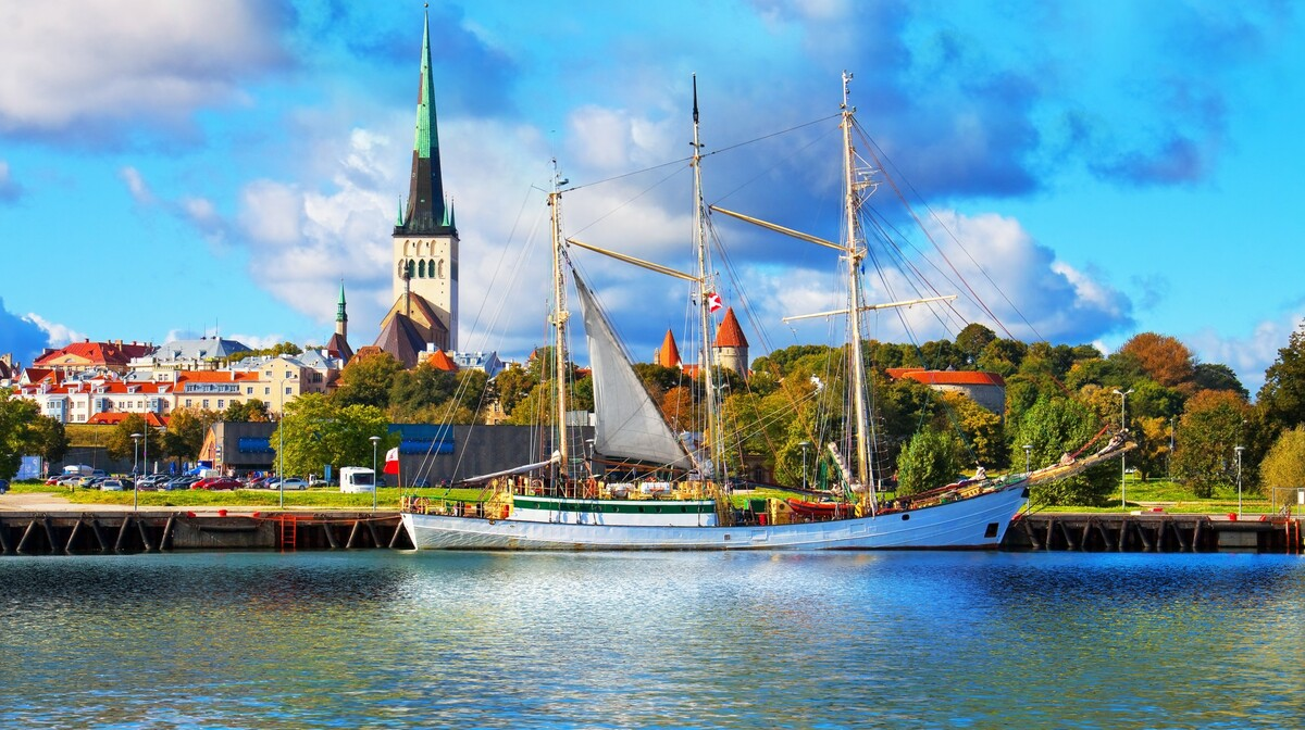 Srednjevjekovni grad Tallinn, putovanje Estonija, putovanje Baltik, Mondo travel
