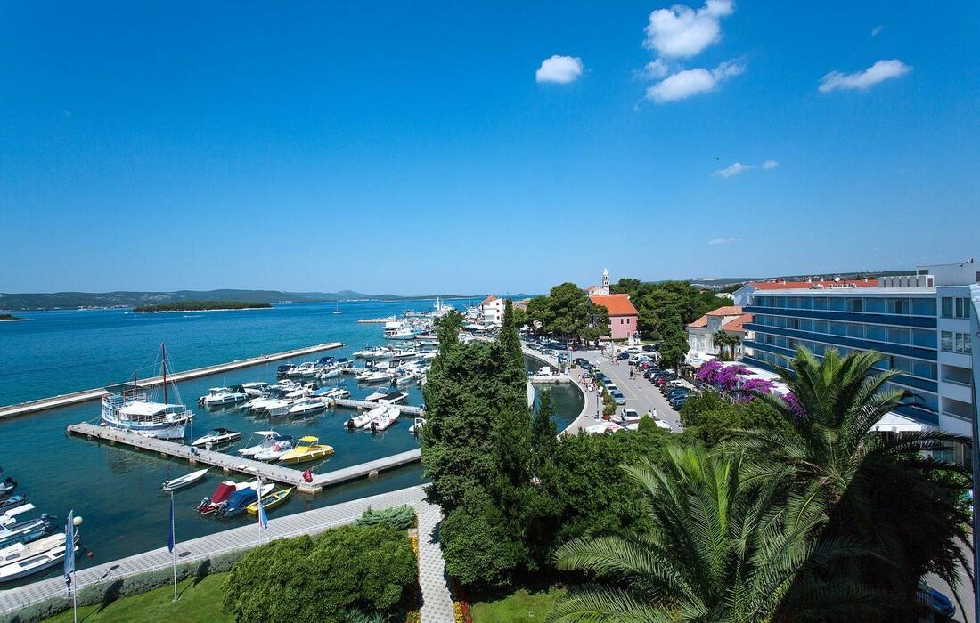 Biograd na Moru, Hotel Kornati