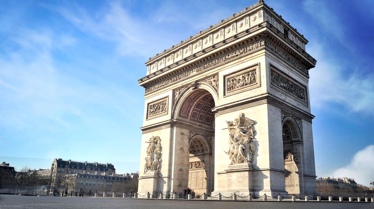 Slavoluk pobjede u Parizu