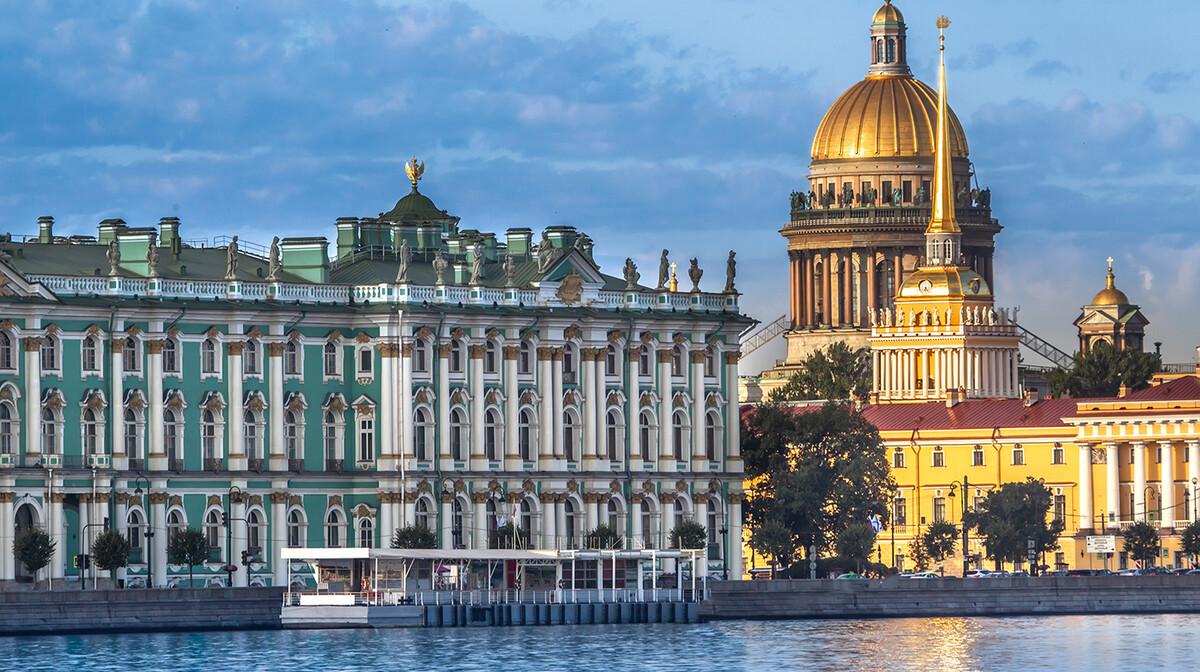 Katedrala svetog Izaka, putovanje u St.Peterburg, putovanje avionom, garantirani polazak