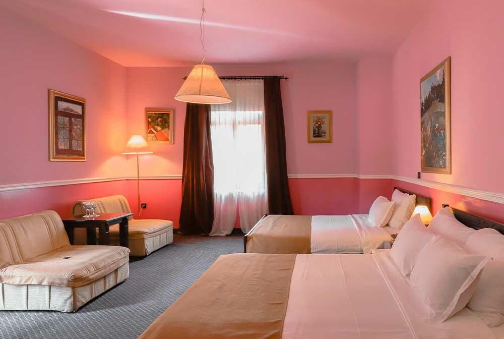 Fužine, Hotel Bitoraj