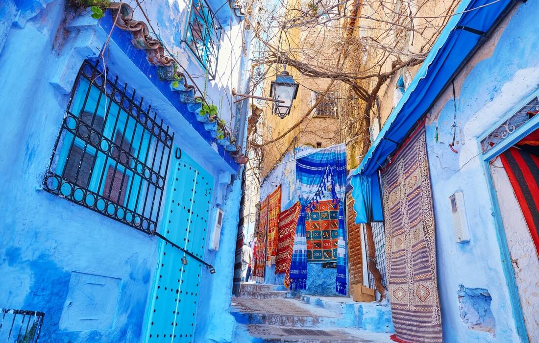 Maroko - Chefchaouen