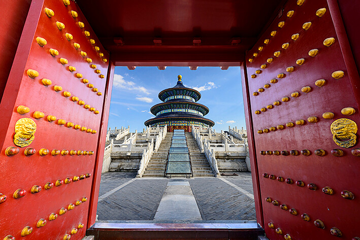 Kina - Temple of Heaven, putovanje Kina, mondo travel