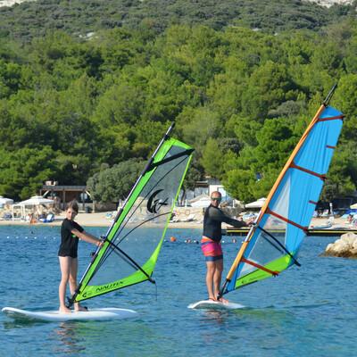 Windsurf, dječji sportski kamp mondo travel