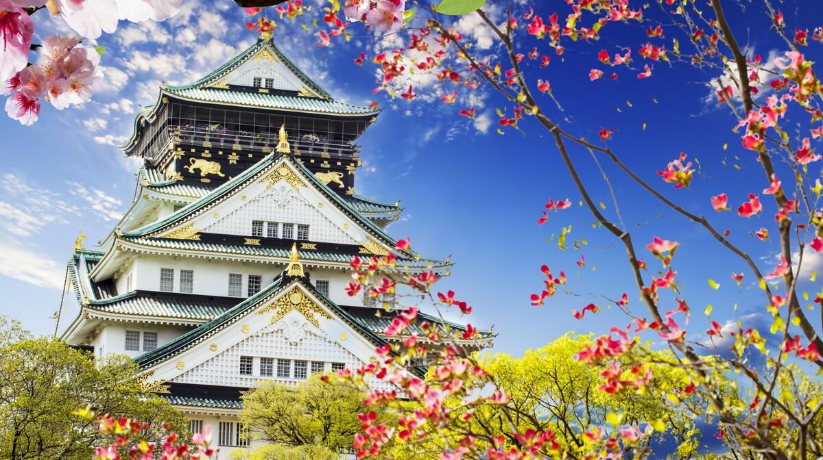 Oskaka, Oskaka dvorac, Japan, daleka putovanja, garantirani polasci, vođene ture