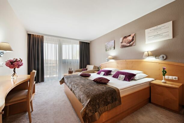 Moravske toplice, Hotel Ajda Premium soba