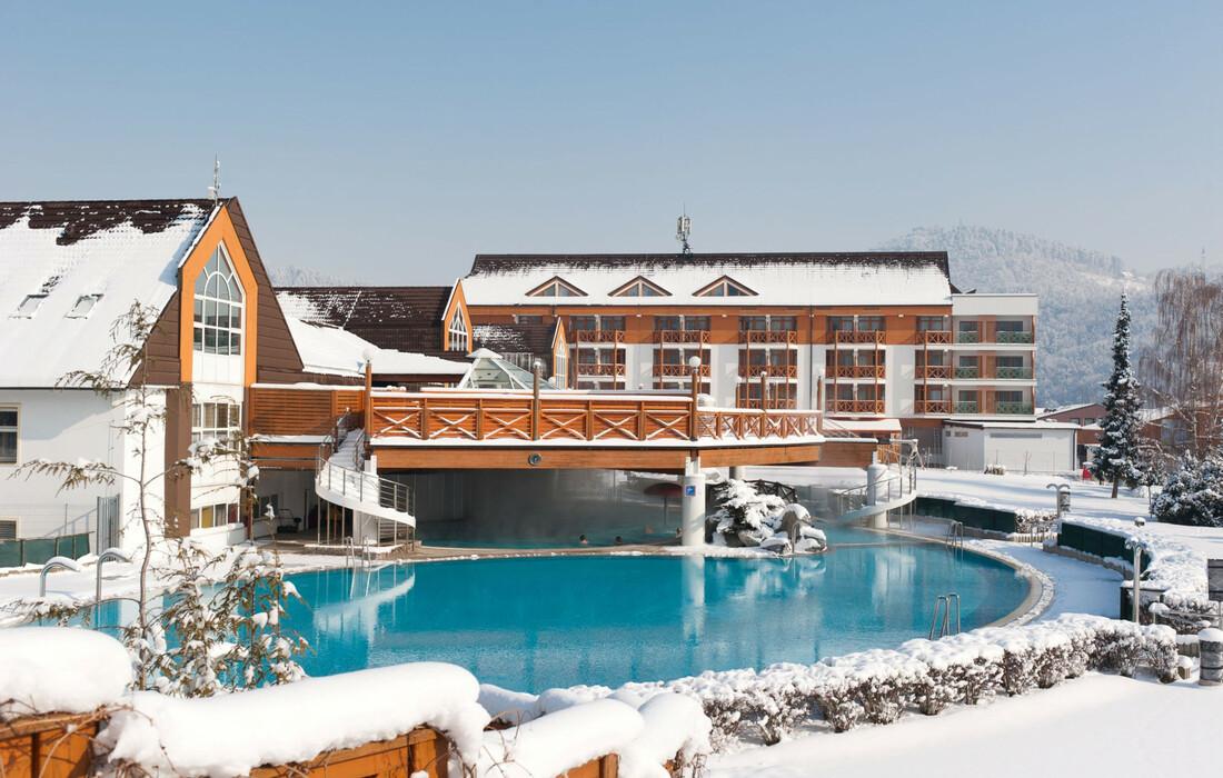 wellness Terme Zreče, slovenija skijanje