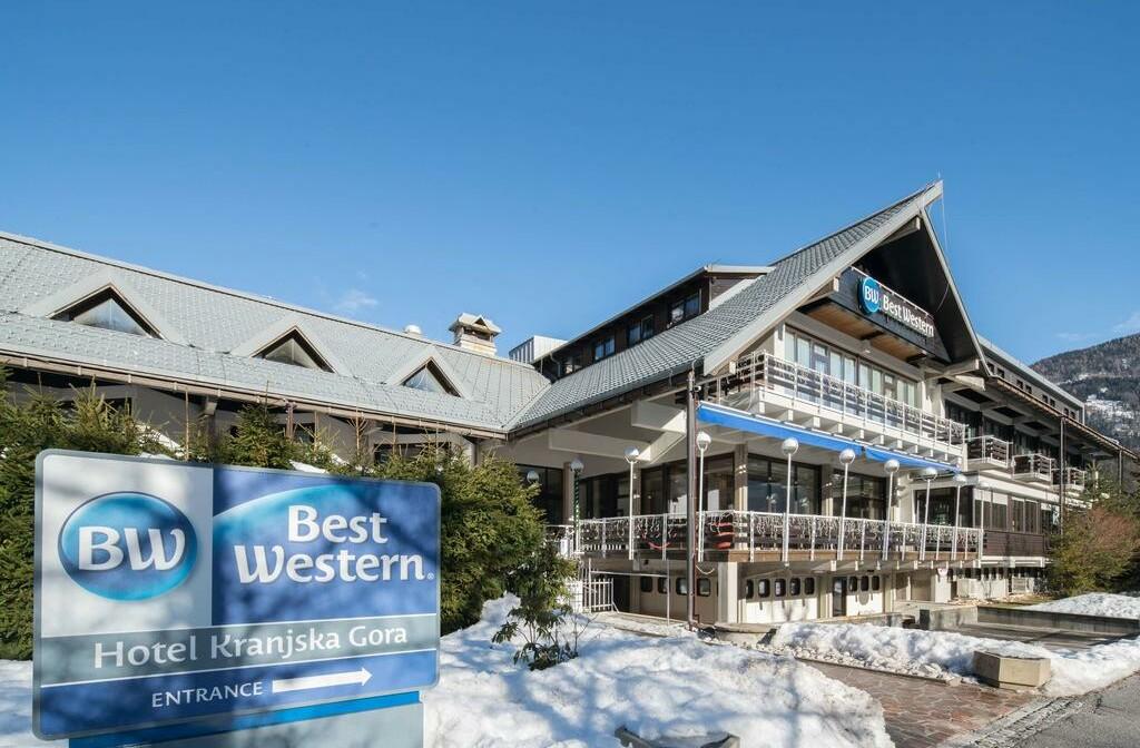 Skijanje, wellness, Best Western hotel Kranjska gora