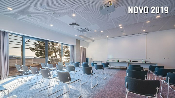 Dvorana za sastanke u hotelu Soline, Brela, mondo travel
