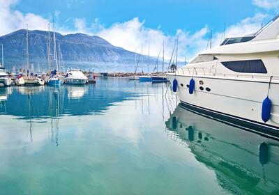 Kalamata, luka Messinia, Peloponnese Grčka