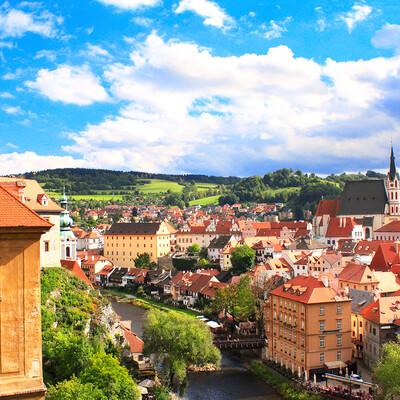 Češki Krumlov putovanje autobusom, garantirani polasci