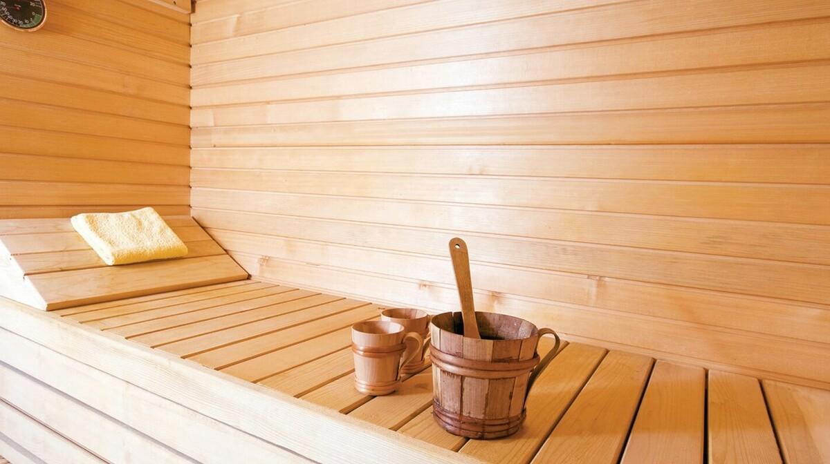 Dubrovnik, Cavtat, Remisens hotel Albatros, sauna