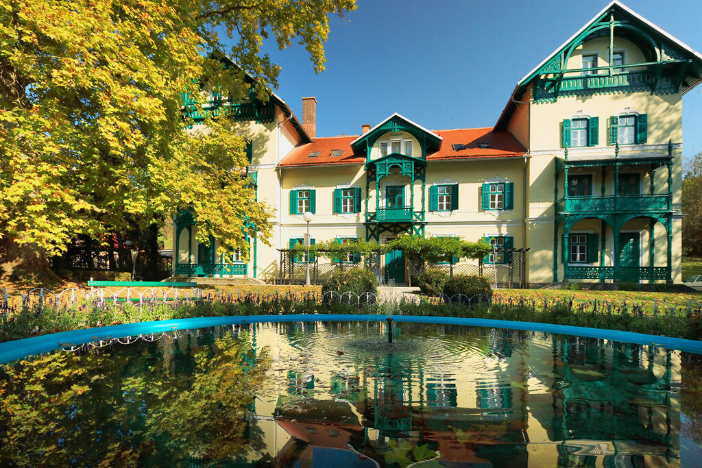 Terme Dobrna, Hotel Park