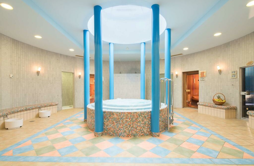Slovenija, Best Western hotel Kranjska Gora, sauna i wellness