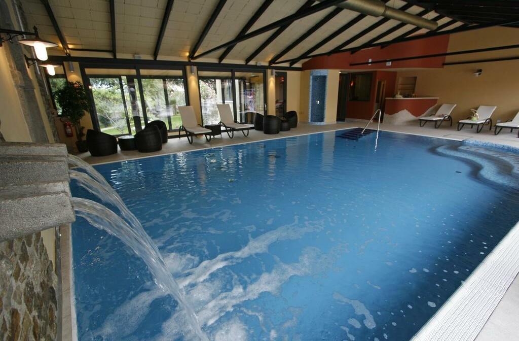 Wellness u Hrvatskoj, Motovun, Hotel Kaštel, bazen.