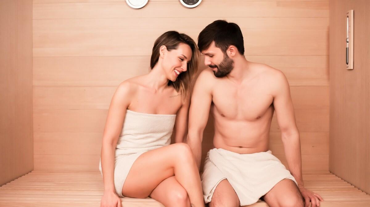 Rogaška Slatina , Finnish sauna ROI Spa center